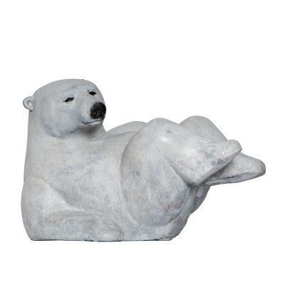 Blije ijsbeer | 12 cm hoog | oplage 24
