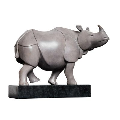 Rhinoceros | 15 cm | oplage 78 | beschikbaar