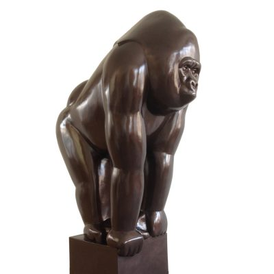 Big Good Gorilla | 190 cm | oplage 8  | exclusief Gallery Artipico