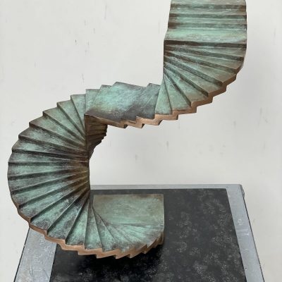 Wich direction III   brons   unicum